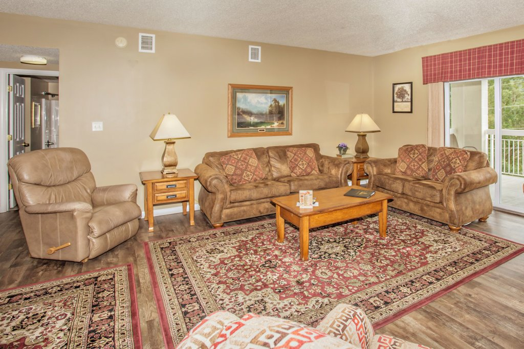 Photo of a Pigeon Forge Condo named Whispering Pines 624 - This is the third photo in the set.