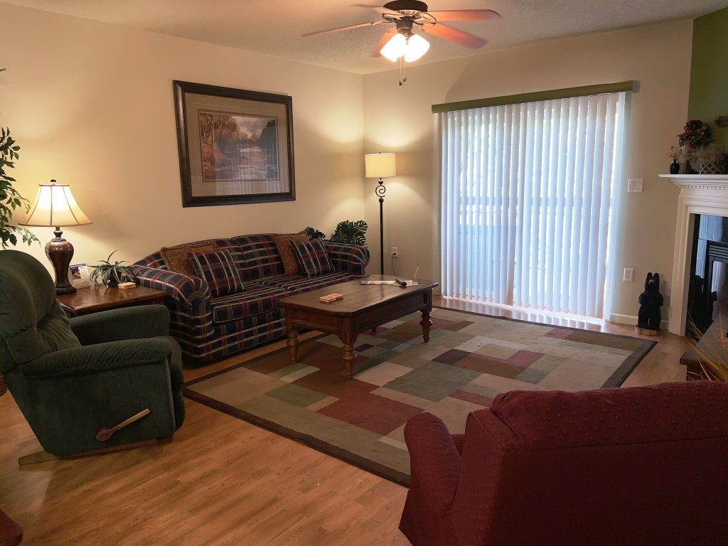 Photo of a Pigeon Forge Condo named Cedar Lodge 204 - This is the sixth photo in the set.