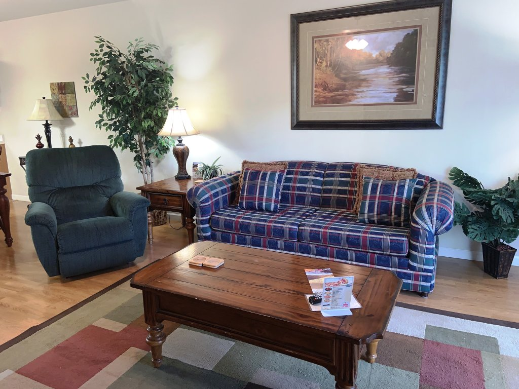 Photo of a Pigeon Forge Condo named Cedar Lodge 204 - This is the eighth photo in the set.