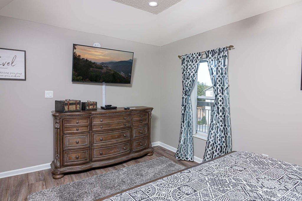 Photo of a Pigeon Forge Condo named Whispering Pines 654 - This is the eighth photo in the set.
