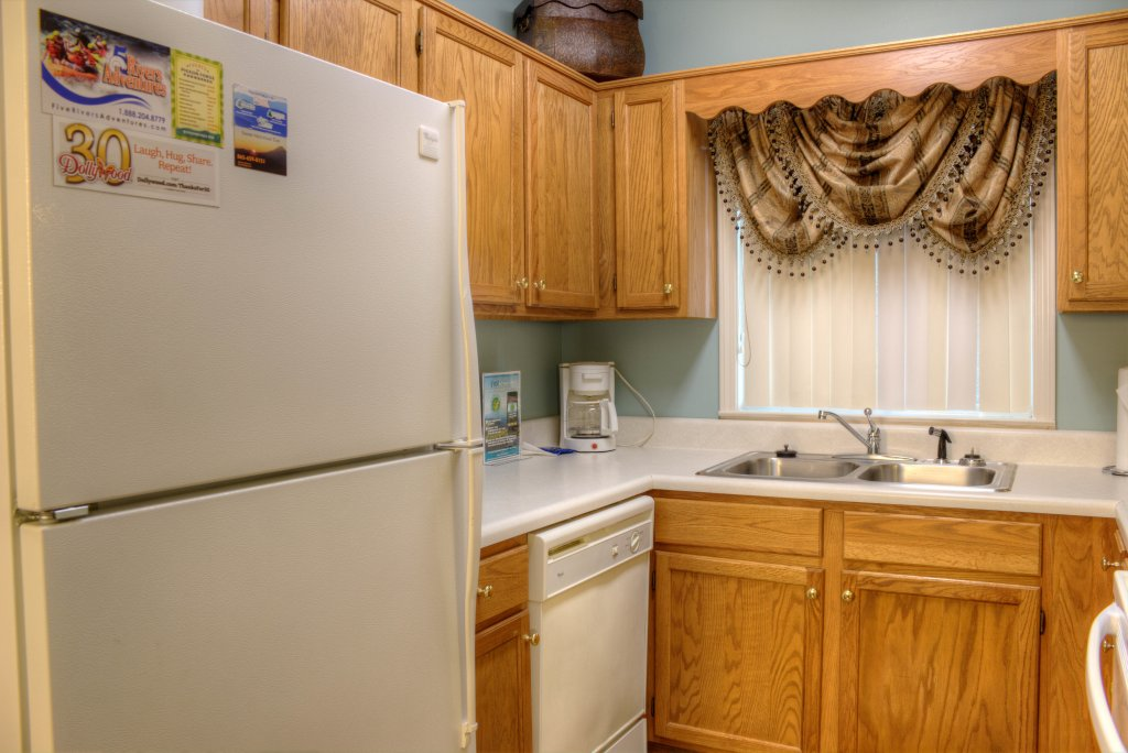 Photo of a Pigeon Forge Condo named Whispering Pines 312 - This is the seventh photo in the set.