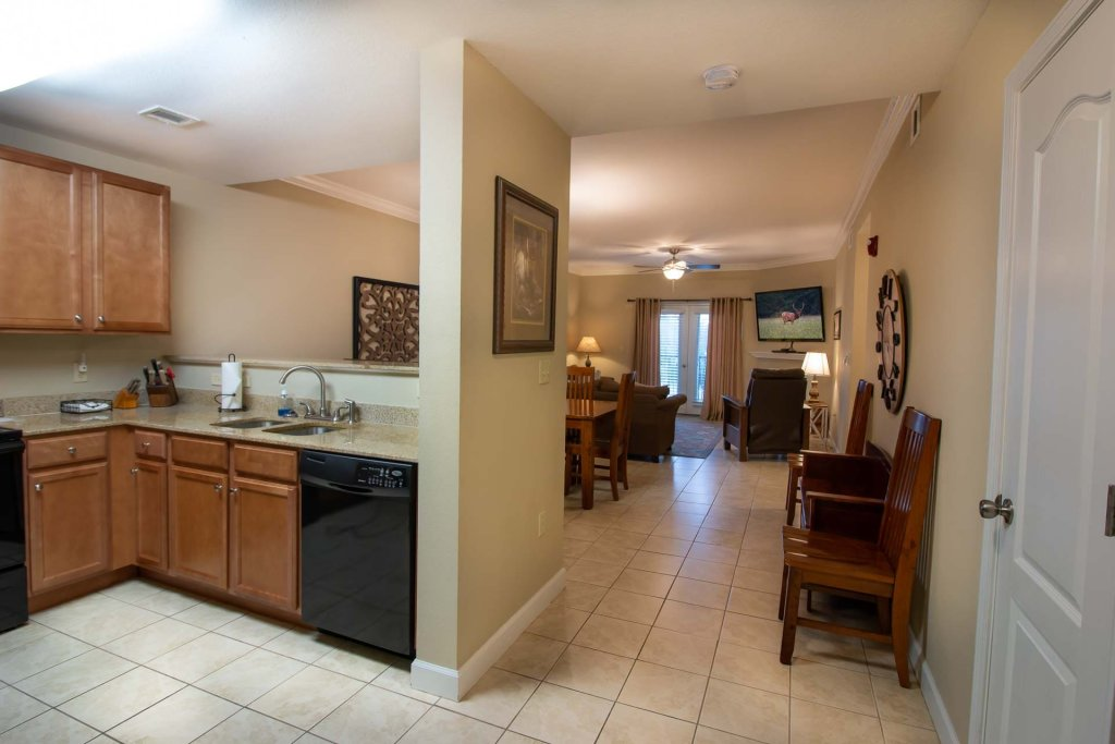 Photo of a Pigeon Forge Condo named Mountain View Resort 3307 3 Bd/2ba Pigeon Forge Condo - This is the fourth photo in the set.