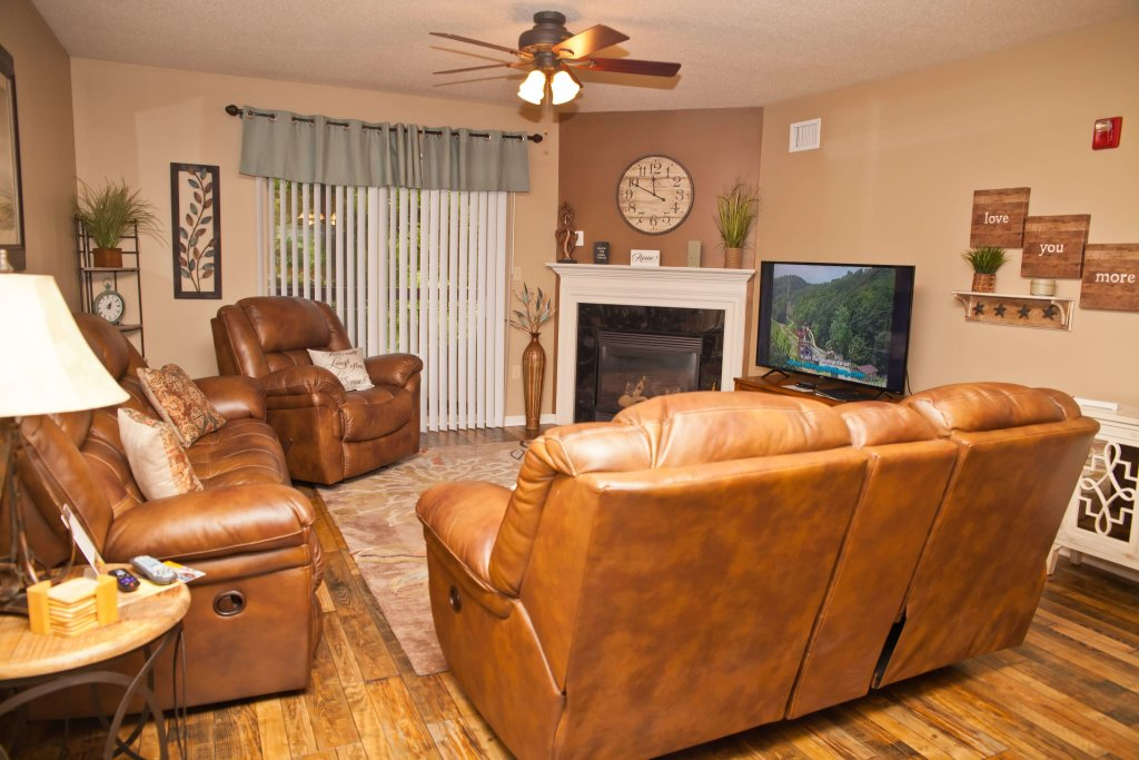 Photo of a Pigeon Forge Condo named Cedar Lodge 104 - This is the sixth photo in the set.
