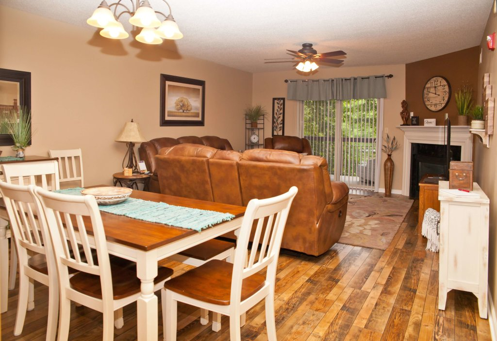 Photo of a Pigeon Forge Condo named Cedar Lodge 104 - This is the third photo in the set.