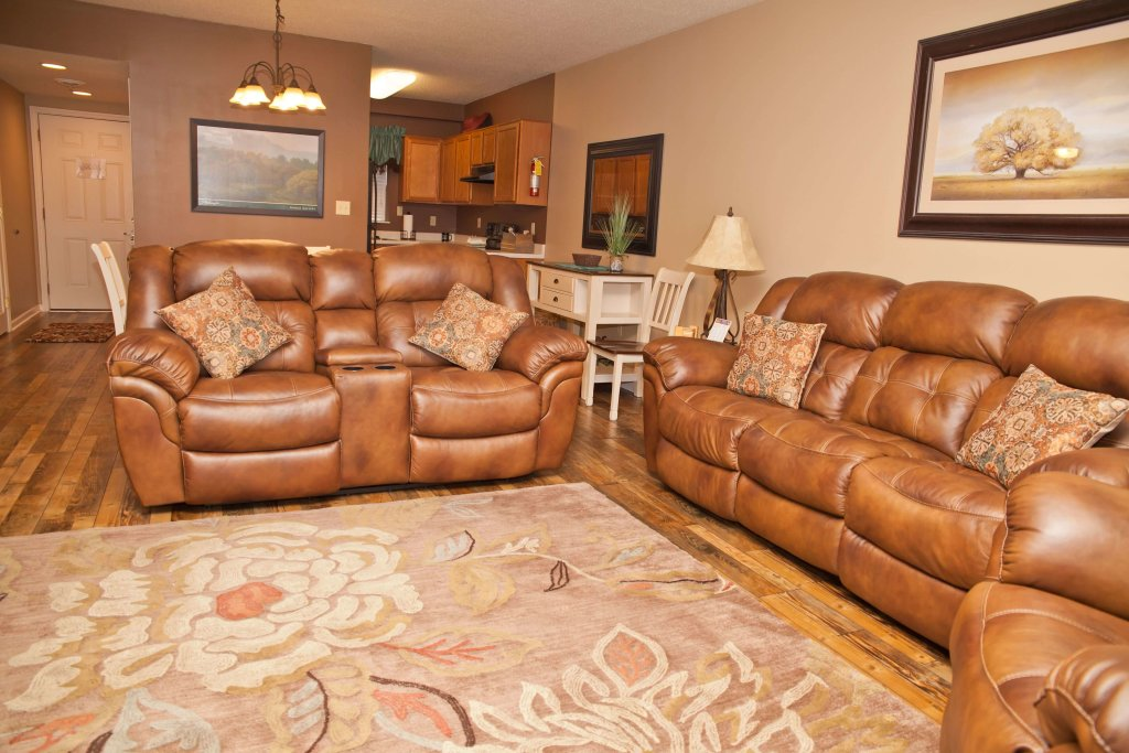 Photo of a Pigeon Forge Condo named Cedar Lodge 104 - This is the fourth photo in the set.