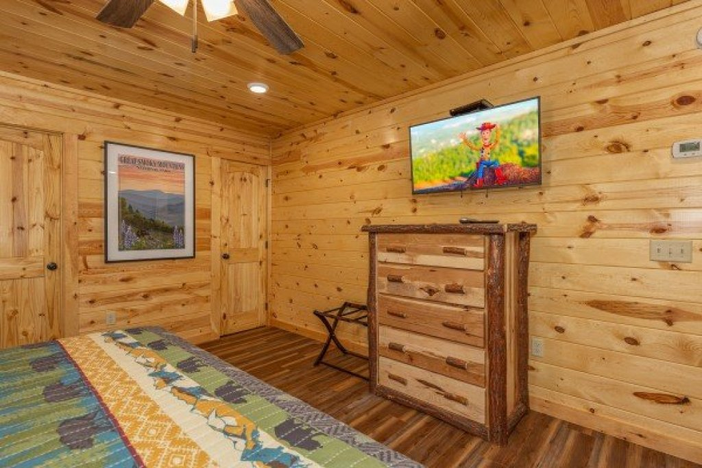 Photo of a Gatlinburg Cabin named Pool & A View - This is the twelfth photo in the set.