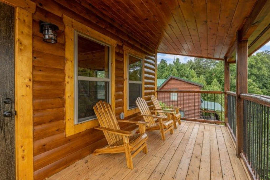 Photo of a Gatlinburg Cabin named Pool & A View - This is the twentieth photo in the set.