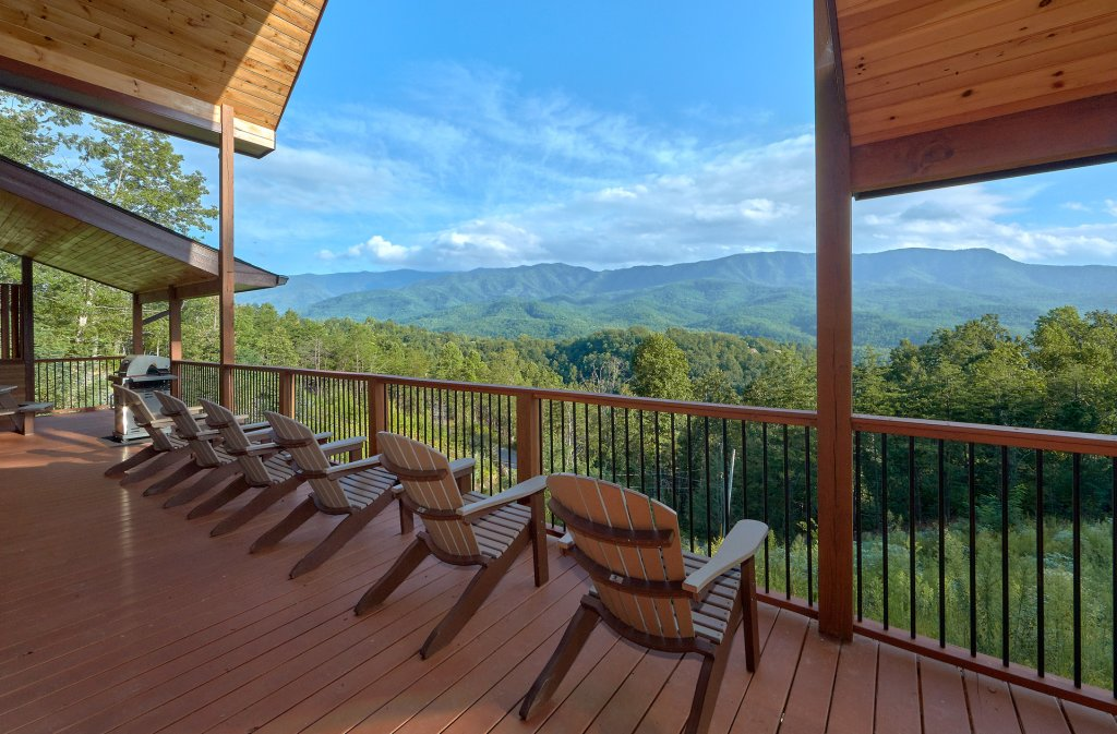 Photo of a Gatlinburg Cabin named Peak A View - This is the thirteenth photo in the set.