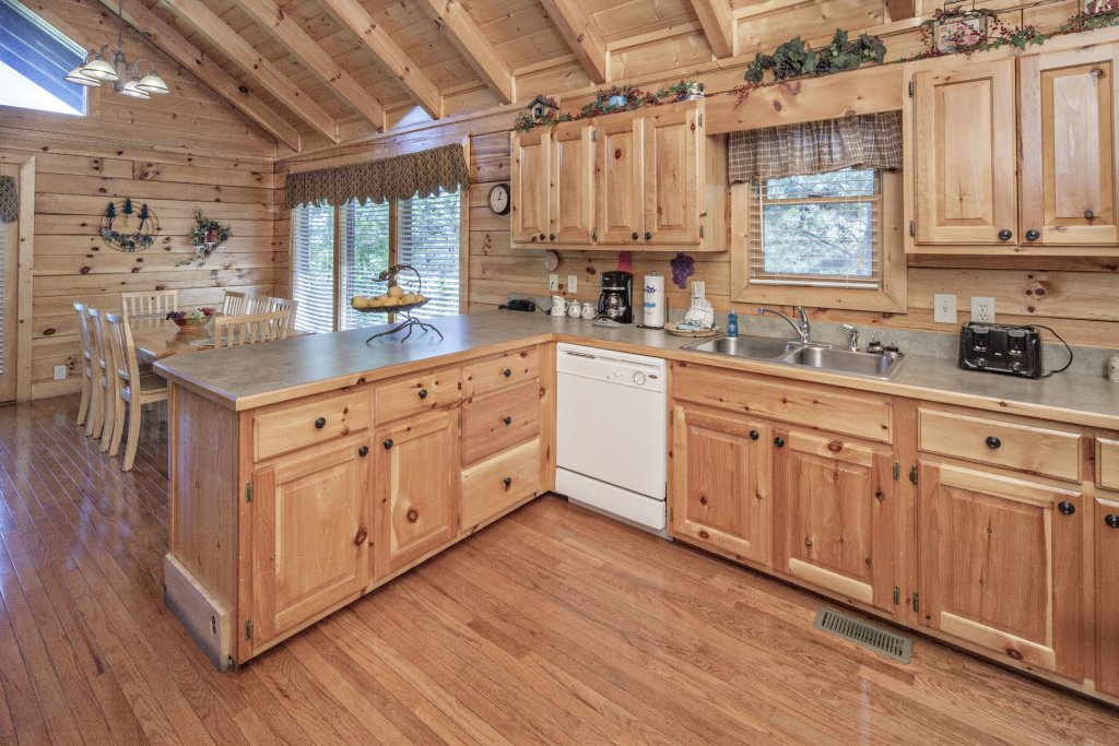 Photo of a Sevierville Cabin named  Absolute Paradise - This is the eighth photo in the set.
