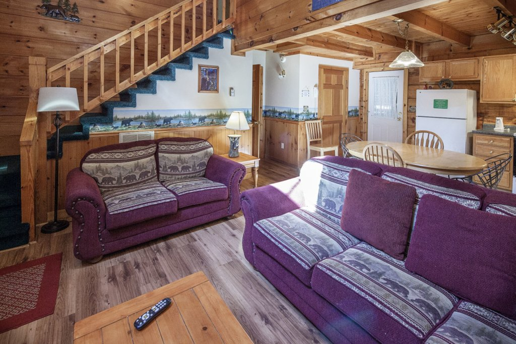 Photo of a Pigeon Forge Cabin named  Bear Naked - This is the fifth photo in the set.