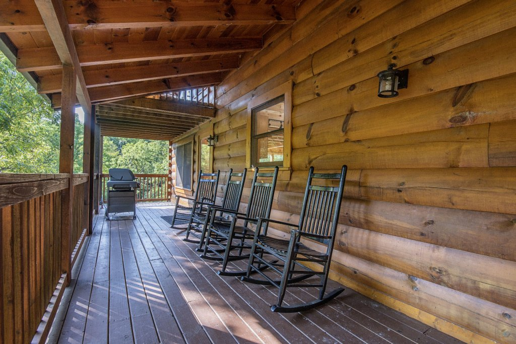 Photo of a Sevierville Cabin named The Wildlife Lodge Fka Wild Hog Inn - This is the thirty-first photo in the set.