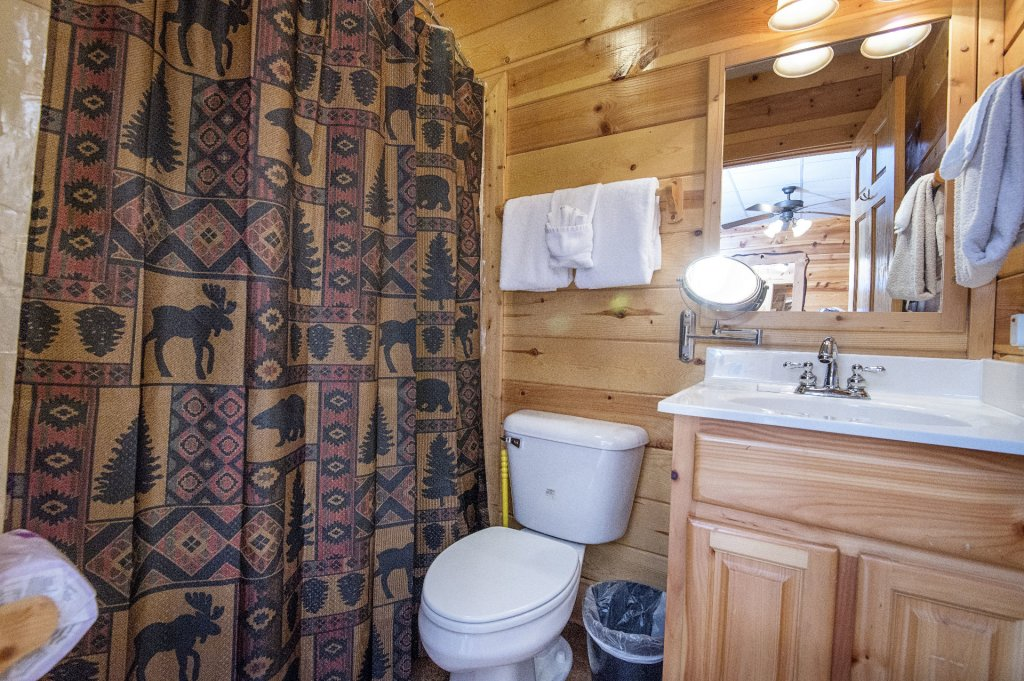 Photo of a Sevierville Cabin named The Wildlife Lodge Fka Wild Hog Inn - This is the twenty-fourth photo in the set.