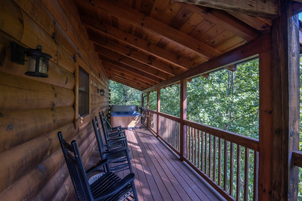 Photo of a Sevierville Cabin named The Wildlife Lodge Fka Wild Hog Inn - This is the twenty-ninth photo in the set.
