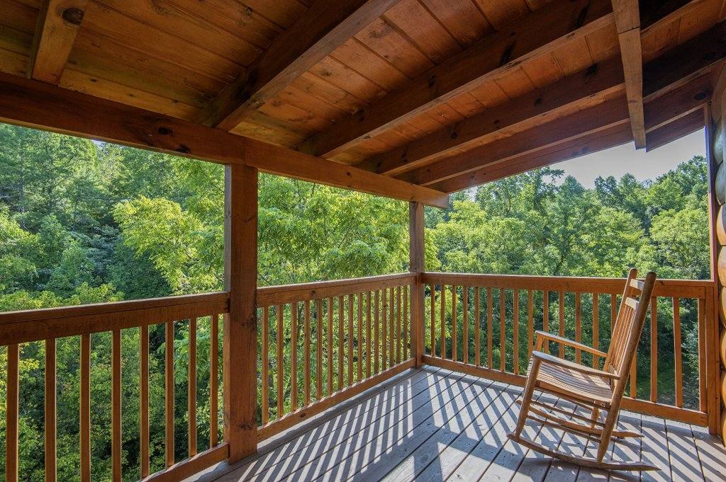 Photo of a Sevierville Cabin named The Wildlife Lodge Fka Wild Hog Inn - This is the fifth photo in the set.