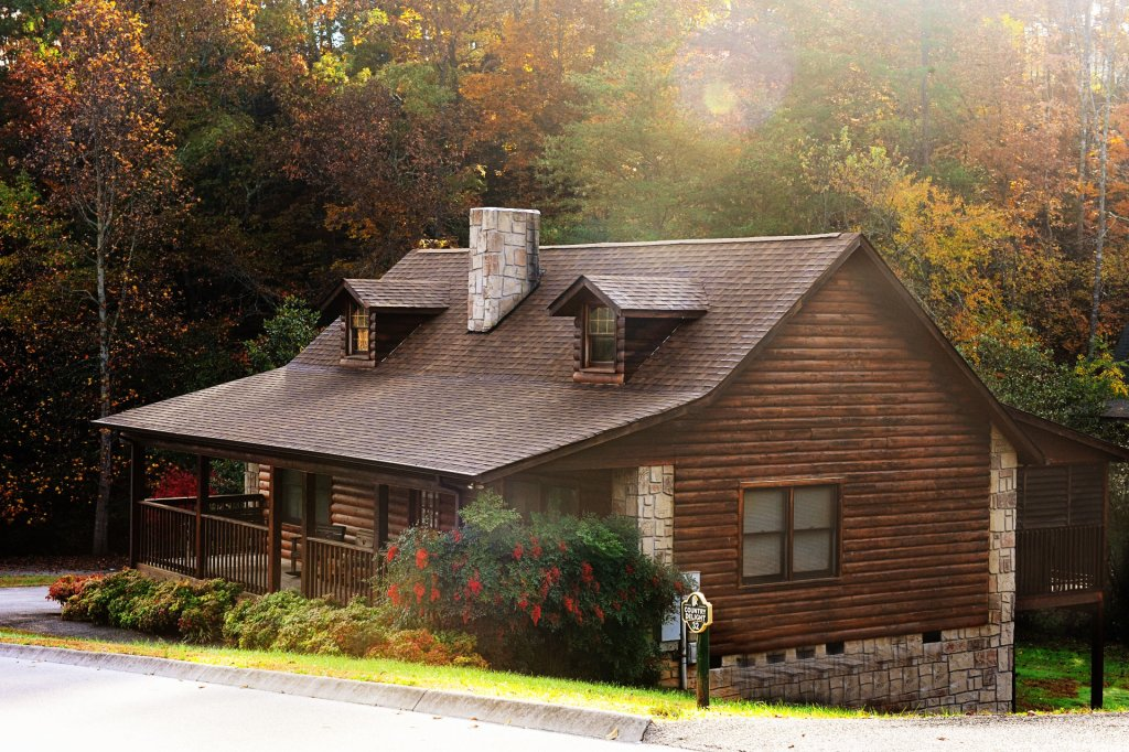 Photo of a Pigeon Forge Cabin named  Grandma & Granpaws Place - This is the twenty-first photo in the set.