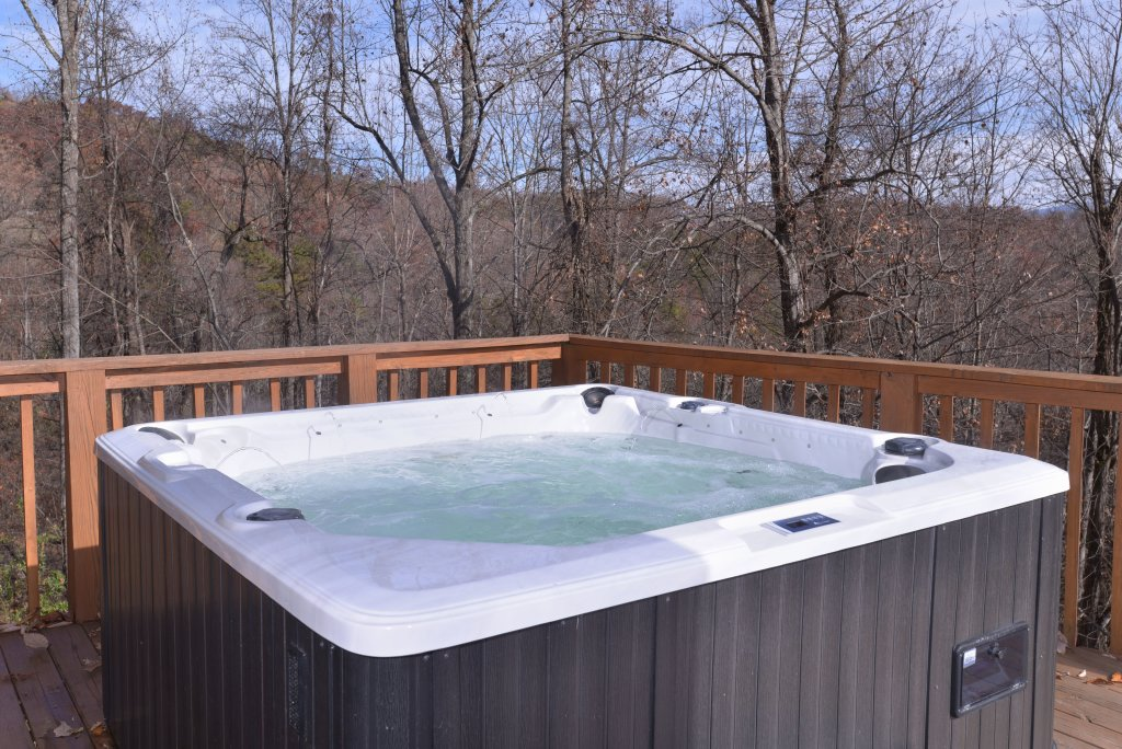 Photo of a Gatlinburg Cabin named Life Of Luxury #12 - This is the third photo in the set.
