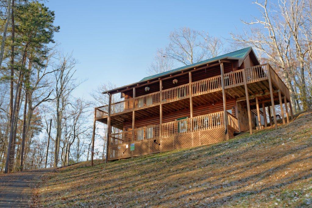 Photo of a Gatlinburg Cabin named Love & Laughs #11 - This is the fourth photo in the set.