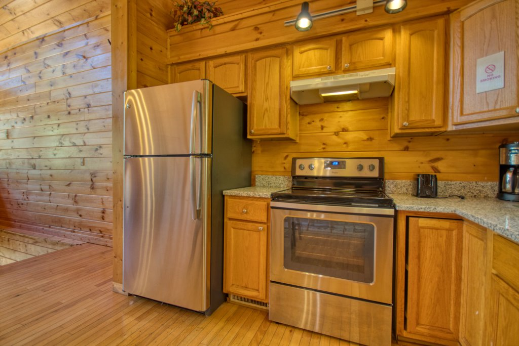 Photo of a Gatlinburg Cabin named Life Of Luxury #12 - This is the ninth photo in the set.
