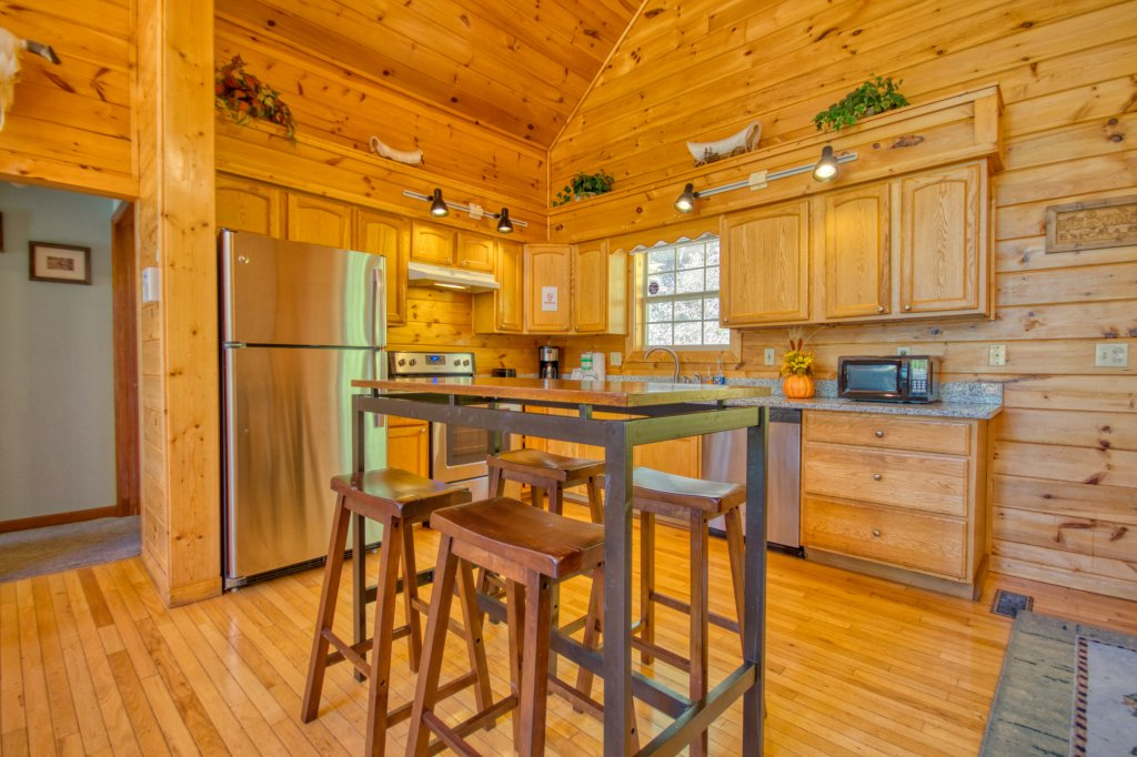 Photo of a Gatlinburg Cabin named Life Of Luxury #12 - This is the thirtieth photo in the set.