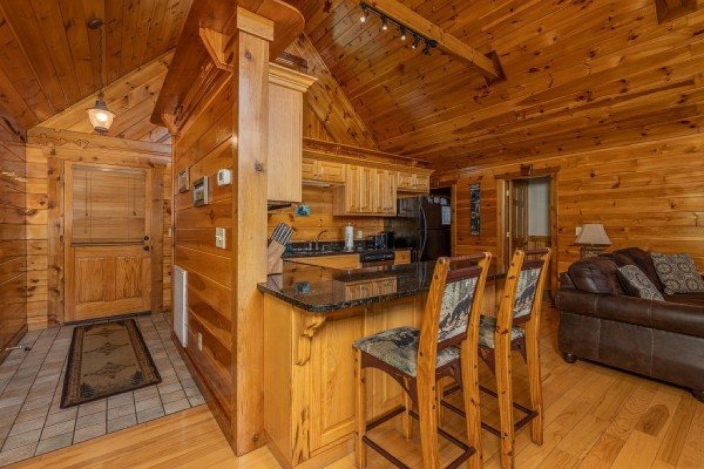 Photo of a Gatlinburg Cabin named Private Indulgences - This is the fourth photo in the set.