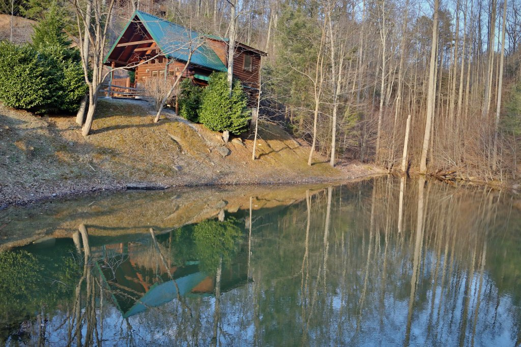 Photo of a Gatlinburg Cabin named Hugs N Kisses - This is the eighteenth photo in the set.