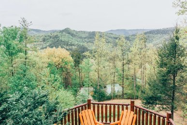 Pet-friendly cabin with hot tub, WIFI, pool access, and fire-pit