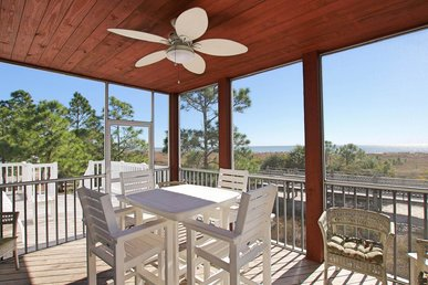 Tranquil Beachfront Home with Impeccable gulf views & shared access to community pool