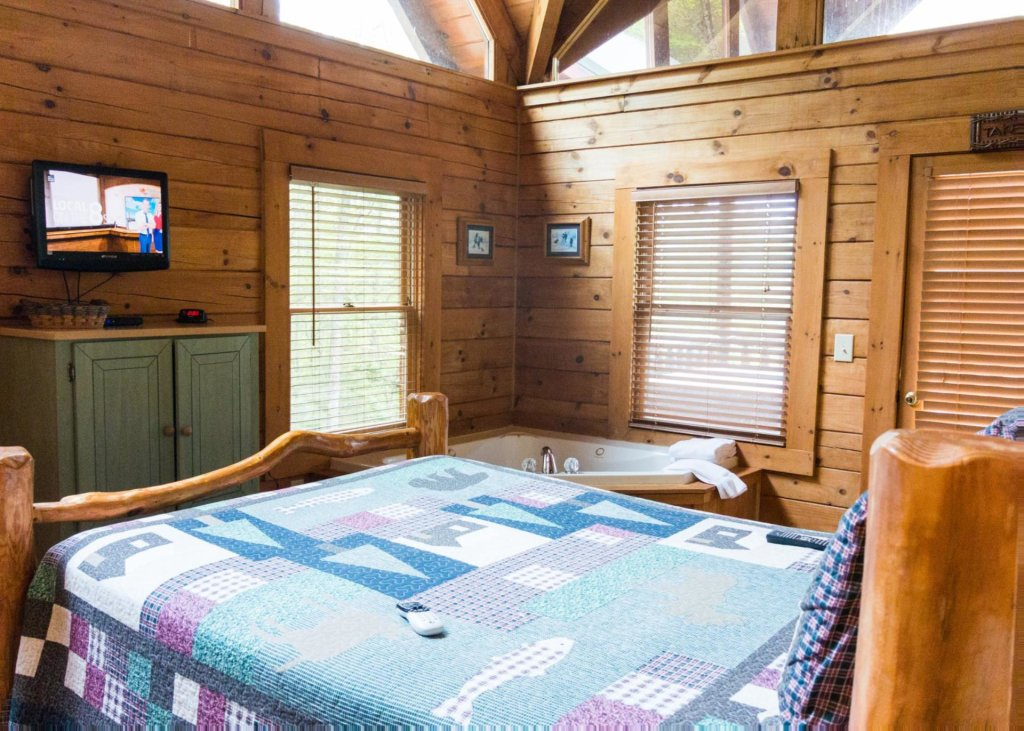 Photo of a Sevierville Cabin named Heaven's View 20 - This is the eighth photo in the set.