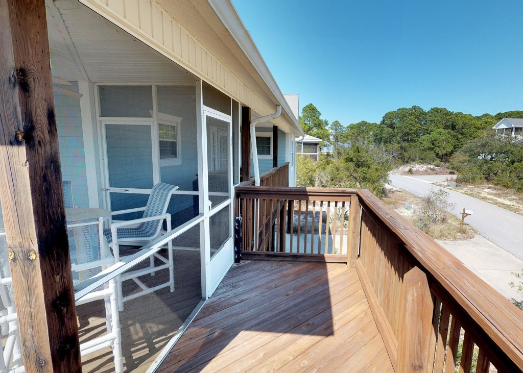 Photo of a Cape San Blas House named Tupelo Honey - This is the twenty-first photo in the set.