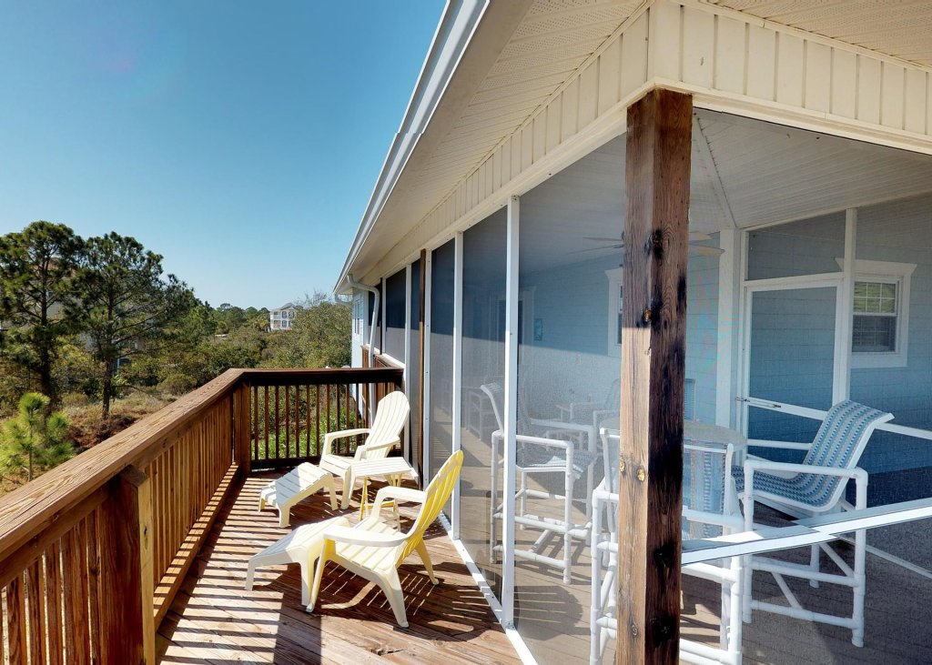 Photo of a Cape San Blas House named Tupelo Honey - This is the twentieth photo in the set.