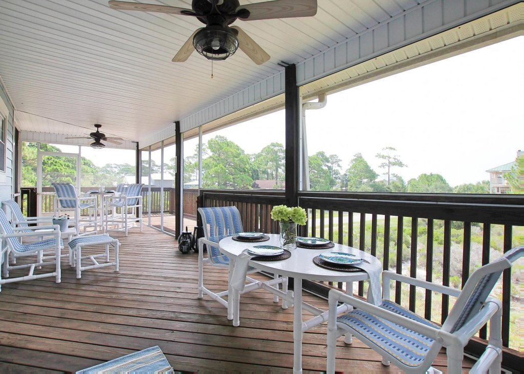Photo of a Cape San Blas House named Tupelo Honey - This is the thirtieth photo in the set.