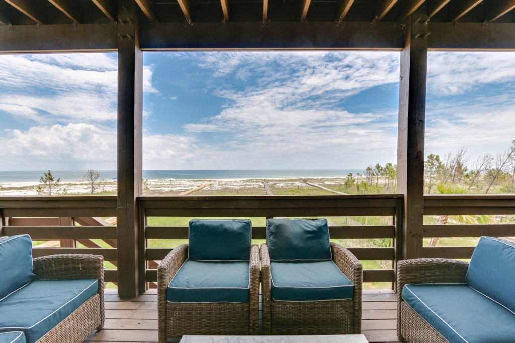 Photo of a Cape San Blas House named Sea's Life - This is the forty-second photo in the set.