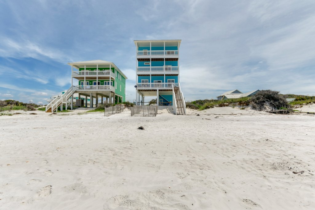Photo of a Cape San Blas House named Good Vibrations - This is the second photo in the set.