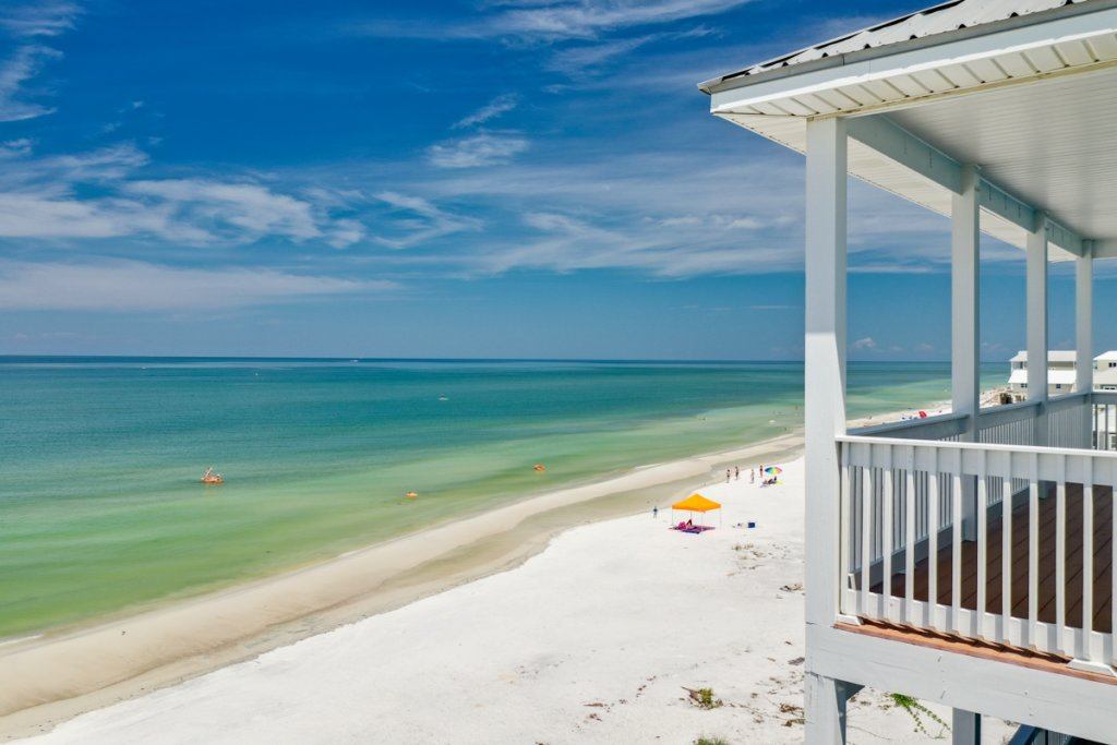 Photo of a Cape San Blas House named Good Vibrations - This is the first photo in the set.