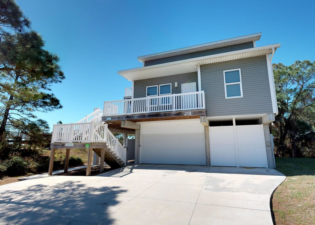 Photo of a Cape San Blas House named Tranquil Bliss - This is the fortieth photo in the set.