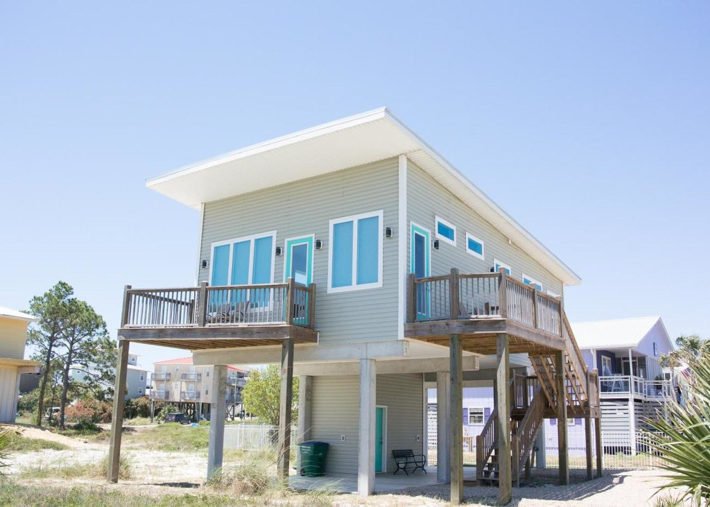 Photo of a Cape San Blas House named Angel Fish  - This is the first photo in the set.