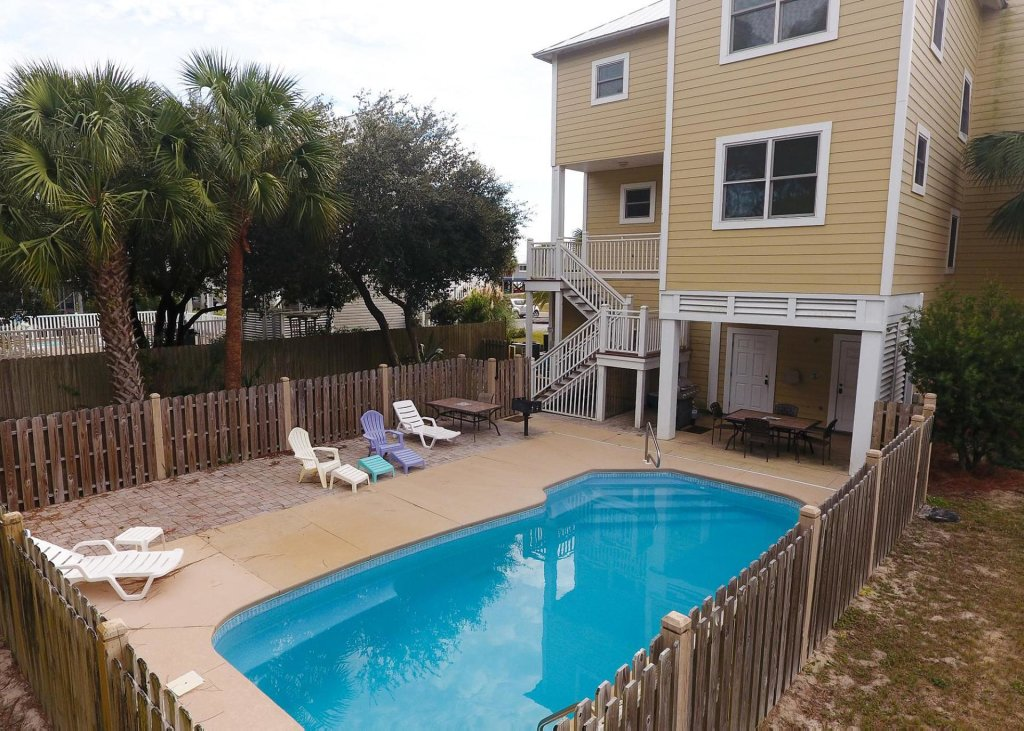 Photo of a Cape San Blas House named Heavenly Palms - This is the second photo in the set.