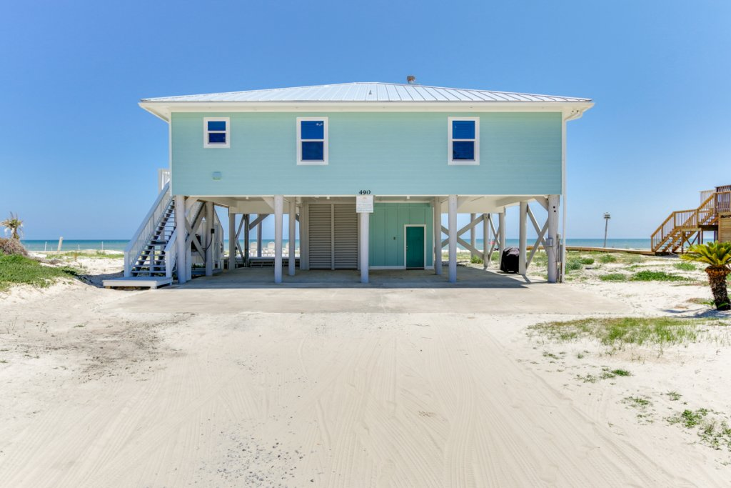 Photo of a Cape San Blas House named Beachfront Bungalow - This is the thirty-fifth photo in the set.