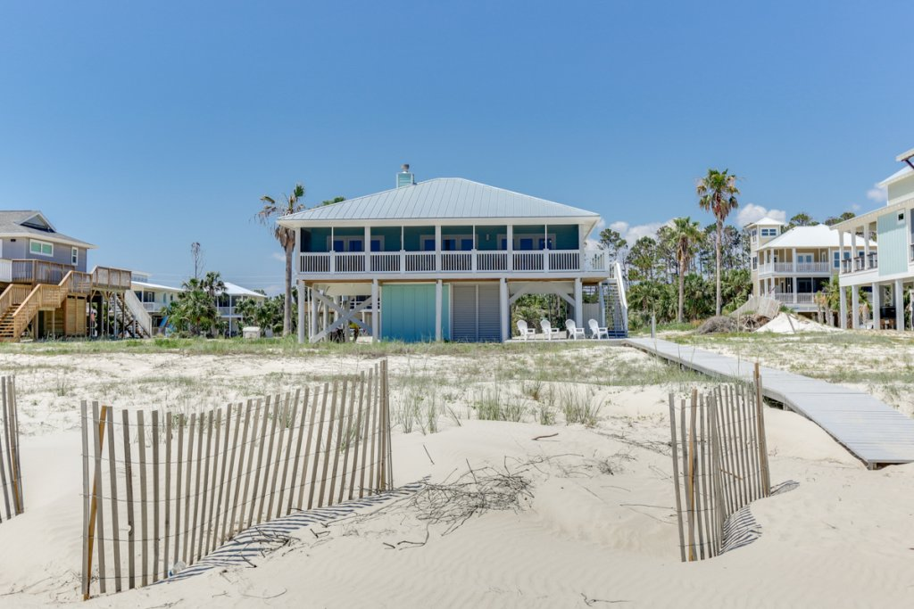Photo of a Cape San Blas House named Beachfront Bungalow - This is the thirty-fourth photo in the set.