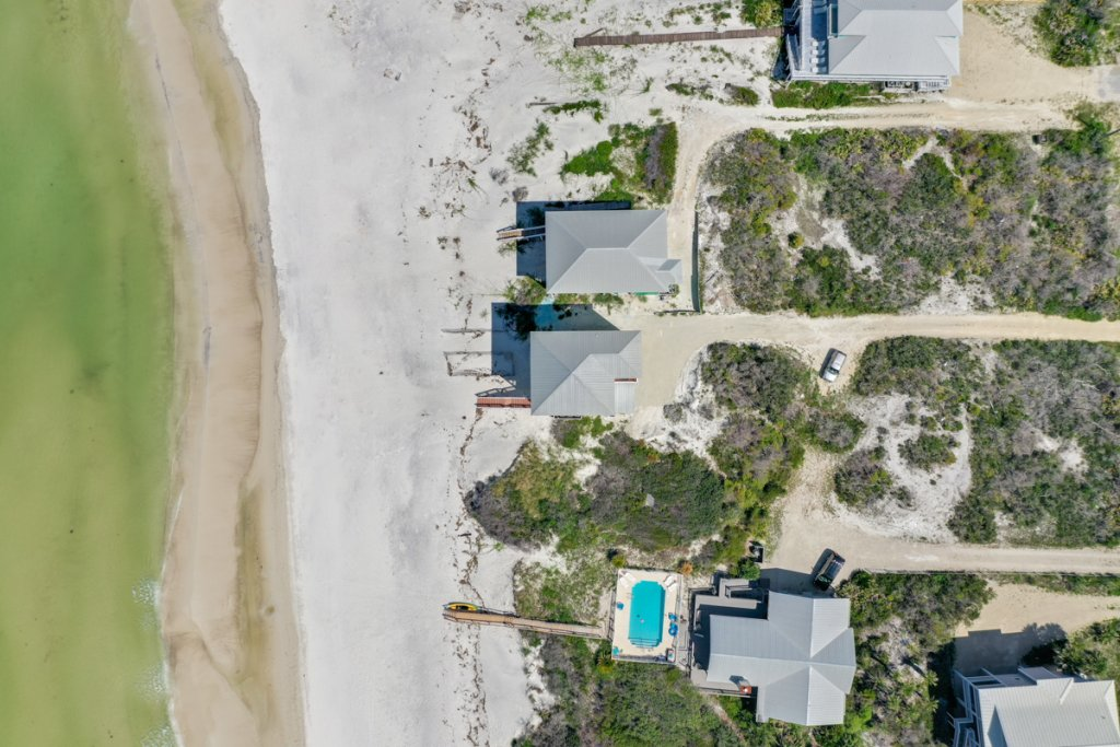 Photo of a Cape San Blas House named Good Vibrations - This is the forty-first photo in the set.