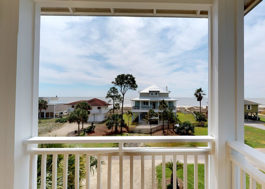 Photo of a Cape San Blas House named Heavenly Palms - This is the twenty-first photo in the set.