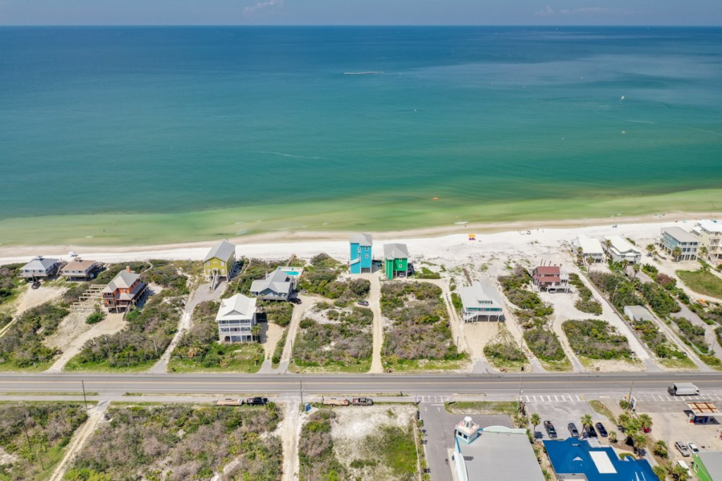Photo of a Cape San Blas House named Good Vibrations - This is the fortieth photo in the set.