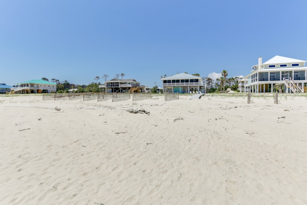 Photo of a Cape San Blas House named Beachfront Bungalow - This is the thirty-third photo in the set.