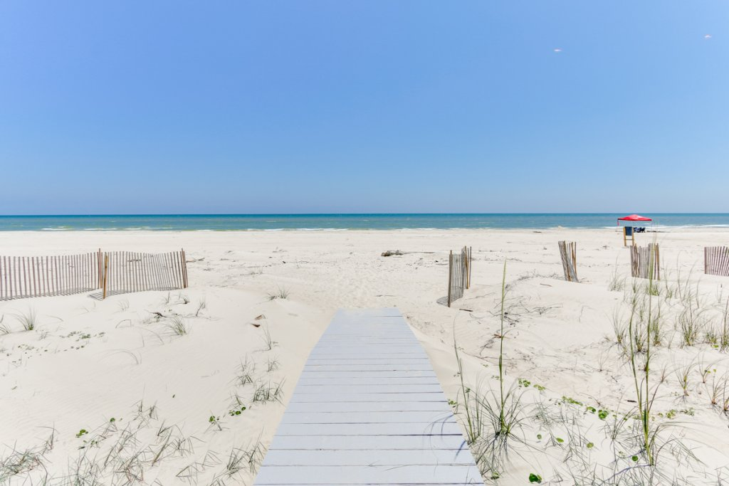 Photo of a Cape San Blas House named Beachfront Bungalow - This is the thirty-first photo in the set.