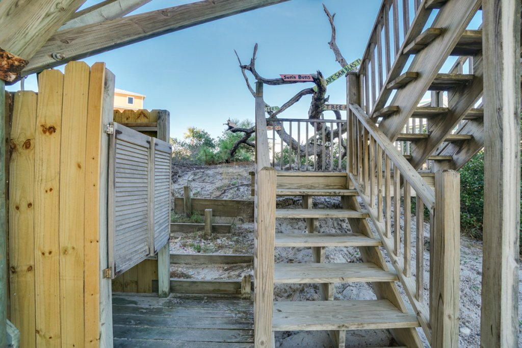 Photo of a Cape San Blas House named Tree House - This is the fourth photo in the set.