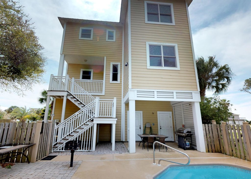 Photo of a Cape San Blas House named Heavenly Palms - This is the forty-fifth photo in the set.