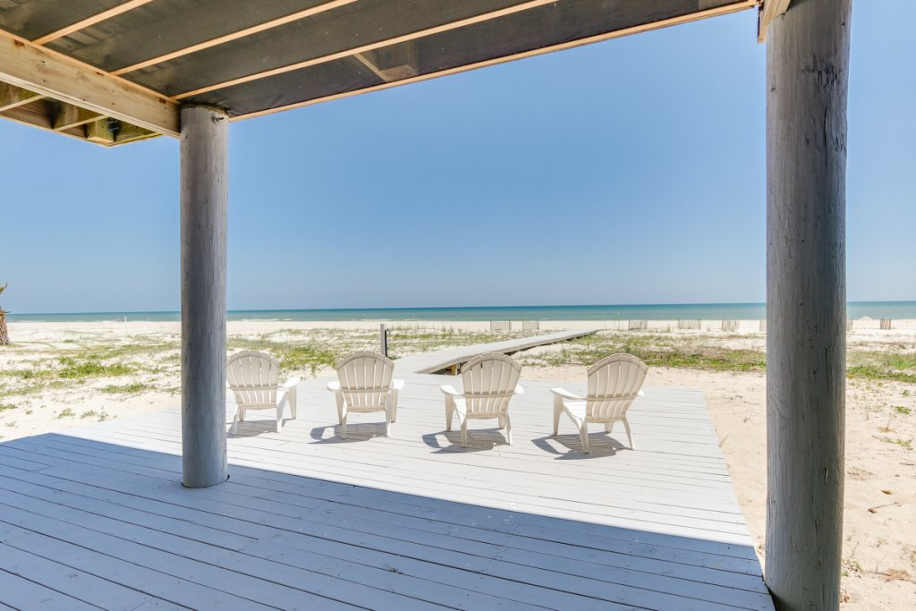 Photo of a Cape San Blas House named Beachfront Bungalow - This is the twenty-eighth photo in the set.