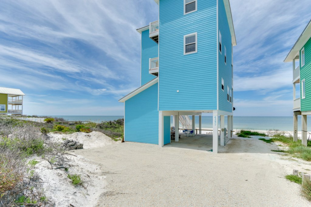Photo of a Cape San Blas House named Good Vibrations - This is the thirty-eighth photo in the set.