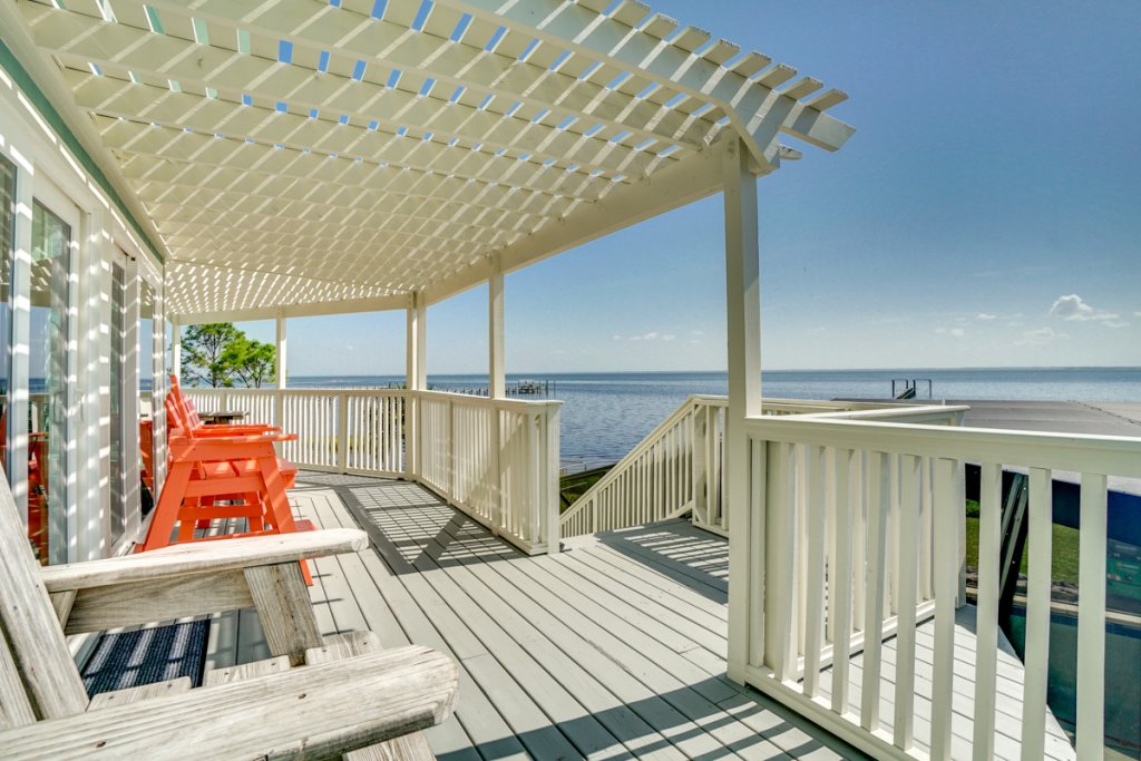 Photo of a Cape San Blas House named Bayside Sportsman's Paradise - This is the thirty-third photo in the set.