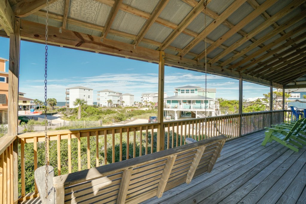Photo of a Cape San Blas House named Tree House - This is the first photo in the set.